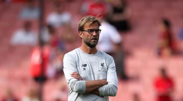 Liverpool manager Jurgen Klopp has not made a final decision on which goalkeeper to choose for Saturday's visit of Hull