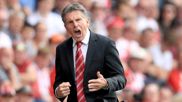 Claude Puel is confident Southampton have enough strength in depth