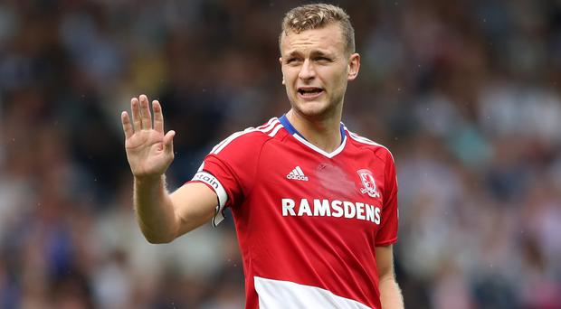 Middlesbrough defender Ben Gibson has been tipped to receive a senior England call-up