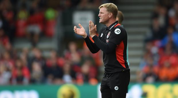 Bournemouth manager Eddie Howe doesn't want his team to dwell on the negative results