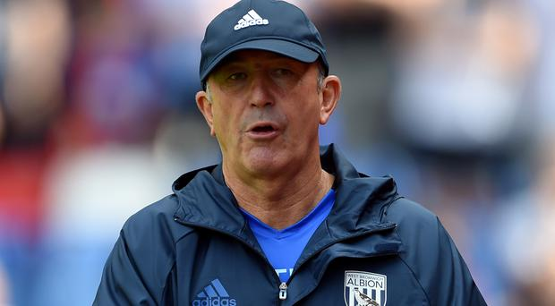 West Brom manager Tony Pulis will take charge of his 1,000th game at former club Stoke on Saturday