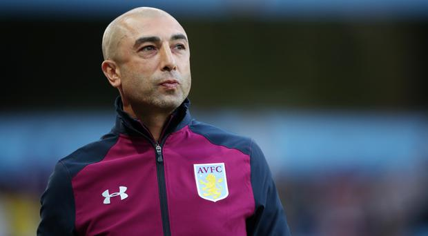 Roberto Di Matteo has been sacked by Villa
