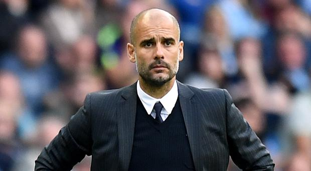 Pep Guardiola has made clear he is