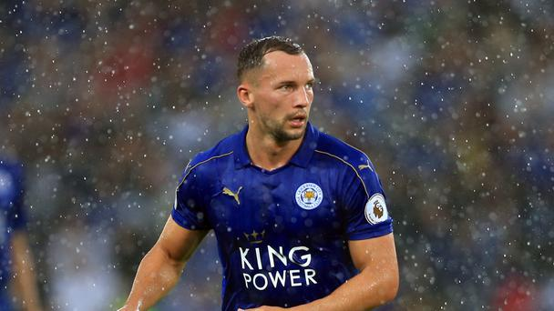 Leicester's Danny Drinkwater has become an England international under Foxes boss Claudio Ranieri