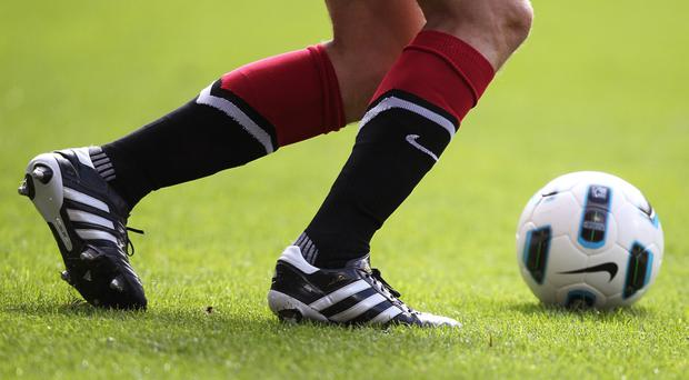 Youths began the second half on the front foot with Aidan Keenan having a 52nd-minute goal disallowed. (Stock picture)