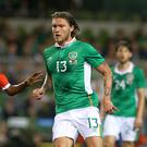 'Jeff Hendrick was one of our best performers at Euro 2016 and part of a new generation, and has just got his first Premier League move to Burnley, a club likely to be in a relegation battle.' Photo: PA