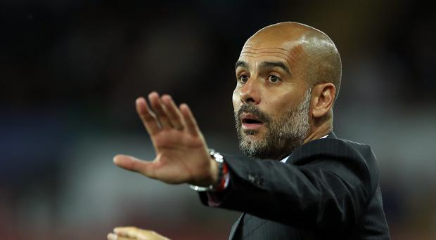 Manchester City manager Pep Guardiola is already closing in on records with the Premier League club