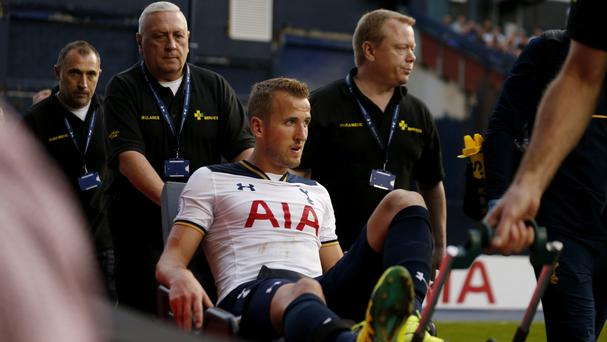 Harry Kane will hopefully be fit for the north London derby on November 6