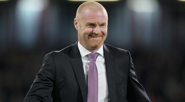 Sean Dyche's Burnley earned their second win of the season on Monday