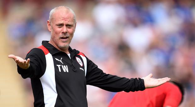 Barnsley assistant Tommy Wright has been suspended following allegations in the Telegraph