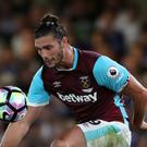 West Ham are investigating claims striker Andy Carroll and goalkeeper Darren Randolph were drunk on Tuesday afternoon