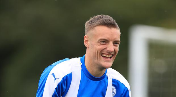 Leicester's Jamie Vardy has revealed his personal pre-game preparations in his new autobiography.