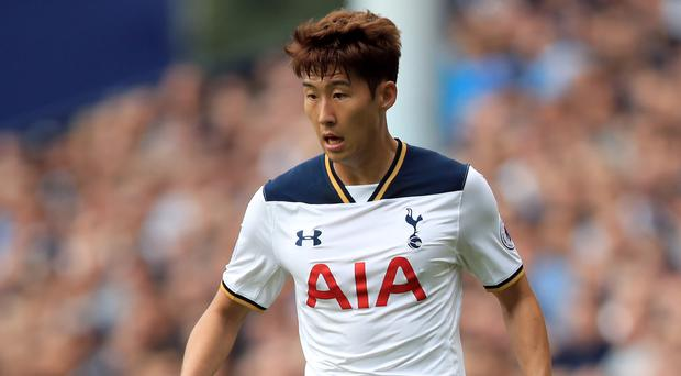 Son Heung-Min has been in sparkling form for Spurs