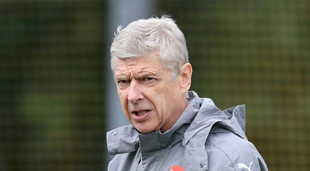 Arsene Wenger is impressed by the way his Arsenal side are gelling this season