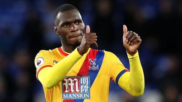 Christian Benteke has made a good start at Crystal Palace