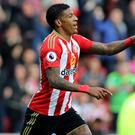 Patrick van Aanholt rescued a point for Sunderland