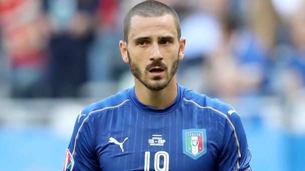 Could Italy defender Leonardo Bonucci be on his way to Chelsea?