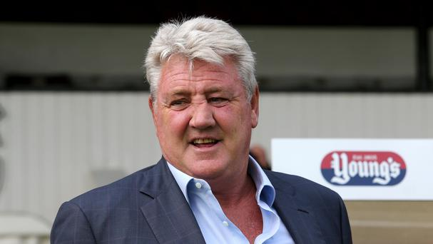 Steve Bruce took Hull to promotion last season before leaving in the summer.