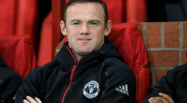The debate over Manchester United captain Wayne Rooney continues to rumble on