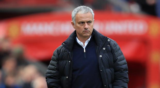 Jose Mourinho wants both sets of fans to be respectful during Monday night's game