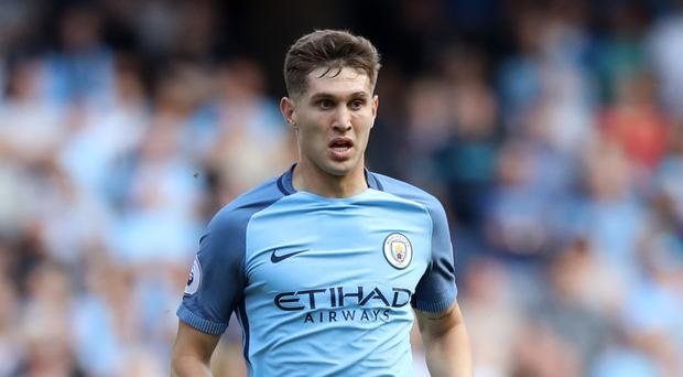 John Stones has made an early impression at Manchester City