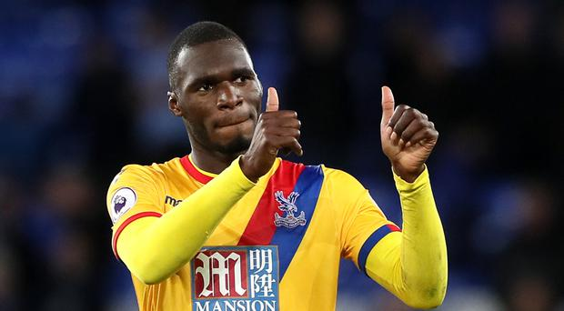 Christian Benteke chose Crystal Palace over West Ham