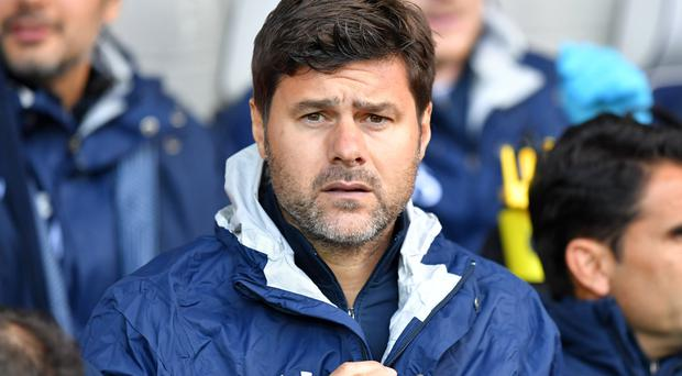 Mauricio Pochettino is not blaming his players after they missed the chance to go top of the Premier League