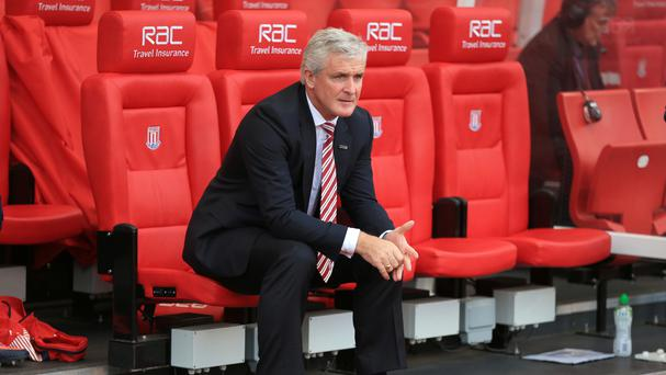 Mark Hughes is reaping the benefits of Joe Allen's transfer