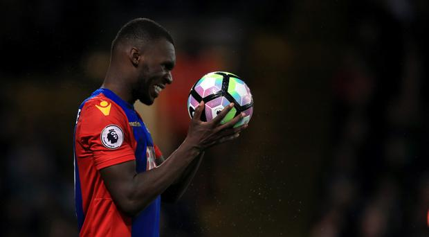 Christian Benteke's penalty miss cost Crystal Palace a point against West Ham