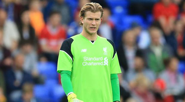 Loris Karius is ready for arguably the biggest match of his career