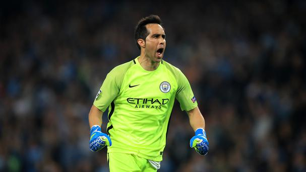 Claudio Bravo says Manchester City's best is yet to come