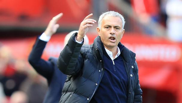 Manchester United manager Jose Mourinho's comments about Monday's referee Anthony Taylor will be looked at by the Football Association