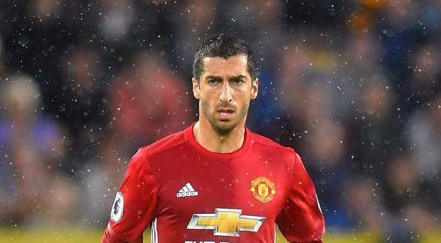 Henrikh Mkhitaryan has struggled to settle at Manchester United