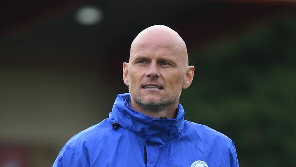 FC Copenhagen boss Stale Solbakken endured a difficult six-month spell in charge of Wolves during 2012-13.
