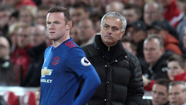 Mourinho insists Rooney is not leaving Man Utd