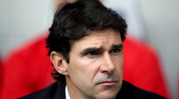 Head coach Aitor Karanka insists he has been through tougher spells than Middlesbrough's current run