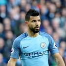 Sergio Aguero could be on his way out of Manchester City