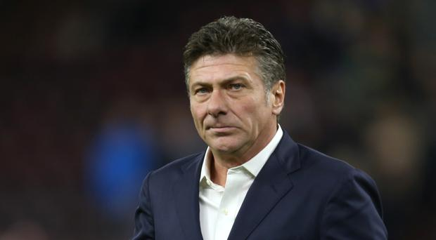Walter Mazzarri admires Swansea's style of play