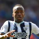 Striker Saido Berahino has not played in West Brom's past four games after being ruled unfit