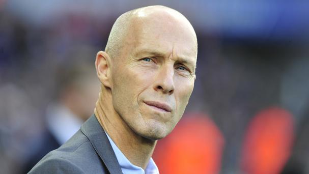 Swansea manager Bob Bradley was encouraged by his side's performance against Watford