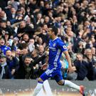 Pedro opened the scoring after just 30 seconds at Stamford Bridge