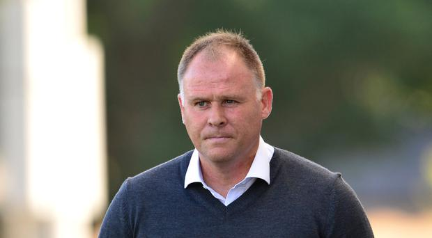 Neil McDonald, pictured, replaces Stephen Clemence at Hull