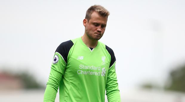 Simon Mignolet has dropped down the pecking order at Liverpool