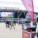 There will be additional safety and security measures implemented for West Ham's high-profile EFL Cup fourth-round tie against Chelsea on Wednesday evening