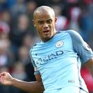 Vincent Kompany has been plagued by muscle injuries
