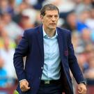 Slaven Bilic's West Ham play London rivals Chelsea in the EFL Cup
