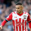 Southampton's record signing Sofiane Boufal made his Premier League debut against Manchester City on Sunday