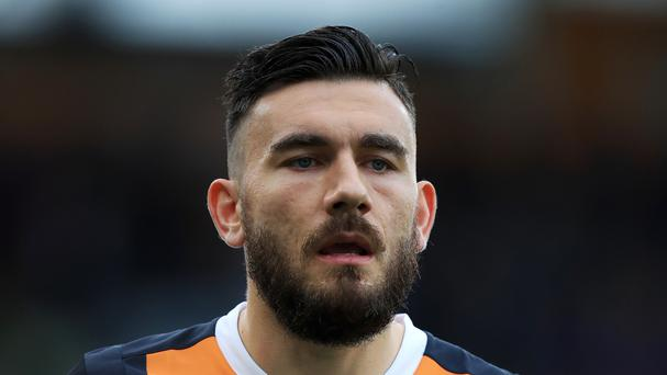 Robert Snodgrass will miss Scotland's qualifier against England
