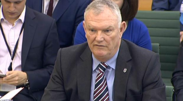 Greg Clarke spoke about the issues of homophobia during a session in front of the Department for Culture, Media, and Sport Select Committee