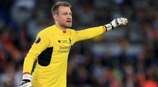 Simon Mignolet has lost his place as first-choice Liverpool goalkeeper